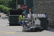garbage pick-up