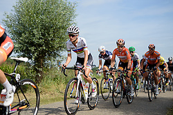 Lizzie Armitstead (Boels Dolmans) at the 111 km Stage 4 of the Boels Ladies Tour 2016 on 2nd September 2016 in 's-Hertogenbosch, Netherlands. (Photo by Sean Robinson/Velofocus).