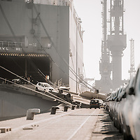 Zeebrugge, Belgium, 17 February 2016<br /> Euro Marine Logistics.<br /> Photo: Ezequiel Scagnetti