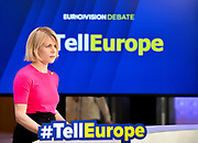 Candidates for the Presidency of the European Commission - Eurovision debate - EU Elections 2019 - Rehearsal