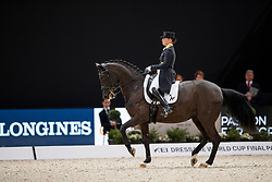 Werth Isabell, GER, Weihegold OLD<br /> LONGINES FEI World Cup™ Finals Paris 2018<br /> © Hippo Foto - Dirk Caremans<br /> 14/04/2018