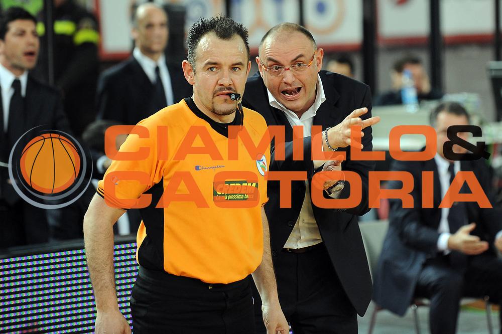 DESCRIZIONE : Roma Lega A 2009-10 Lottomatica Virtus Roma Sigma Coatings Montegranaro <br /> GIOCATORE : Matteo Boniciolli<br /> SQUADRA : Lottomatica Virtus Roma <br /> EVENTO : Campionato Lega A 2009-2010<br /> GARA : Lottomatica Virtus Roma Sigma Coatings Montegranaro <br /> DATA : 03/04/2010<br /> CATEGORIA : ritratto<br /> SPORT : Pallacanestro<br /> AUTORE : Agenzia Ciamillo-Castoria/GiulioCiamillo<br /> Galleria : Lega Basket A 2009-2010 <br /> Fotonotizia : Roma Campionato Italiano Lega A 2009-2010 Lottomatica Virtus Roma Sigma Coatings Montegranaro <br /> Predefinita :