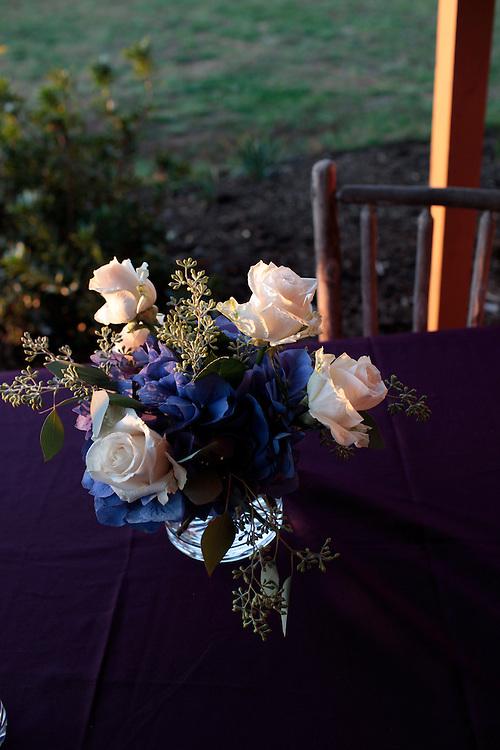 The wedding of Patrick and Sara Emerson, Orange County, North Carolina, Saturday, November 5, 2011. .