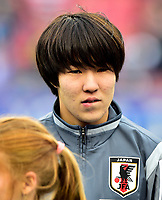 International Women's Friendly Matchs 2019 / <br /> SheBelieves Cup Tournament 2019 - <br /> Japan vs England 0-3 ( Raymond James Stadium - Tampa-FL,Usa ) - <br /> Jun Endo of Japan