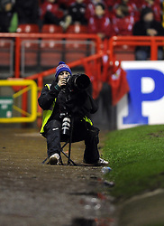 - Photo mandatory by-line: Joe Meredith/JMP  - Tel: Mobile: 07966 386802 - 29/01/2013 - Bristol City v Watford - SPORT - FOOTBALL - Championship -  Bristol  - Ashton Gate Stadium -