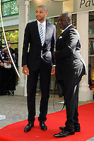 Nicolas BATUM  - 17.05.2015 - Ceremonie des Trophees UNFP 2015<br /> Photo : Nolwenn Le Gouic / Icon Sport
