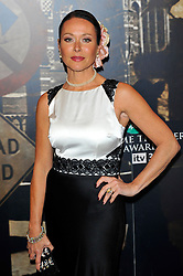 Amanda Mealing at the  Crime Thriller Awards  in London, Thursday, 18th October 2012 Photo by: Chris Joseph / i-Images