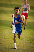MCHS Boys Cross Country.vs Clarke, Strasburg, and George Mason.9/24/2008