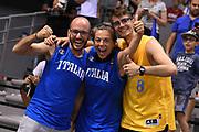 tifosi<br /> Nazionale Italiana Maschile Senior<br /> Torneo di Tolosa<br /> Francia Italia France Italy<br /> FIP 2017<br /> Tolosa, 20/08/2017<br /> Foto M.Ceretti / Ciamillo - Castoria