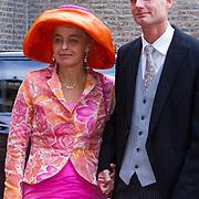 NLD/Den Haag/20130917 -  Prinsjesdag 2013, Minister voor wonen en rijksdienst Stef Blok en partner …..
