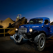 1940 Ford Power Wagon