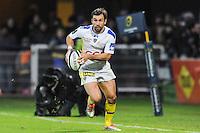 Morgan PARRA - 25.01.2015 -  Clermont / Saracens - European Champions Cup <br />Photo : Jean Paul Thomas / Icon Sport