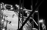 Yuki Kadono - Snowboard Finals at Air & Style LA at the Rose Bowl in Pasadena, CA. ©Brett Wilhelm/ESPN