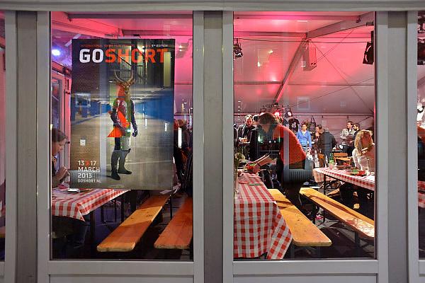 Nederland, Nijmegen, 16-3-2013Go Short filmfestival. Foto: Flip Franssen/Hollandse Hoogte