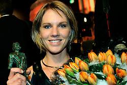 16-12-2008 ALGEMEEN: NOC NSF SPORTGALA: AMSTERDAM<br /> Esther Vergeer is gekozen als beste Gehandicapte Sporter van het Jaar<br /> ©2008-WWW.FOTOHOOGENDOORN.NL