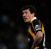 Wycombe, Great Britain. Wasps, Tom VOYCE, during the Guinness Premiership Game London Wasps vs Newcastle Falcon at Adams Park, England, on Sunday 25/11/2007   [Mandatory Credit. Peter Spurrier/Intersport Images]