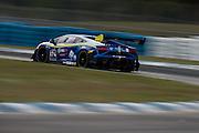 November 19-22, 2015: Lamborghini Super Trofeo at Sebring Intl Raceway. #174 Ivan Benvenuti (ITA), Imperiale Racing