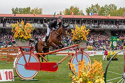 Schuttert Frank, NED, Queensland E<br /> Spruce Meadows Masters - Calgary 2019<br /> © Hippo Foto - Dirk Caremans<br />  08/09/2019