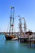 Spirit of Dana Point Tall Ship in Dana Point Harbor