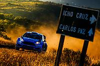 Mads Ostberg  (NOR)  / Ola Floene  (NOR)  -  Ford Fiesta WRC
