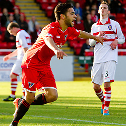 Stirling Albion v Dunfermline | Scottish league One | 4 October 2014