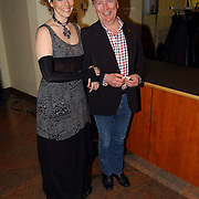 Harpengala 2005, Harry Slinger en vrouw Marijke van der Pol