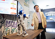 IBM Cognitive Studio at the South by Southwest Interactive Festival, Austin, Texas, March 11th and 12th, 2016.