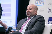 Michael A Nardiello, CNA  as panelist at Advisen's Property Insurance Insights Conference in New York City on November 21, 2019. (Photo: www.JeffreyHolmes.com)