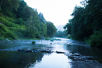 Alsea River, Oregon.