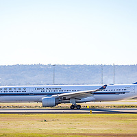 China Southern Airlines' Airbus A330-300, B-5939, about to take off at Perth International Airport (PER), headed for Guangzhou Baiyun International Airport (CAN) in China under flight number CZ320. Shot at Perth Airport Viewing Platform - © Phil Luyer - High Octane Photos
