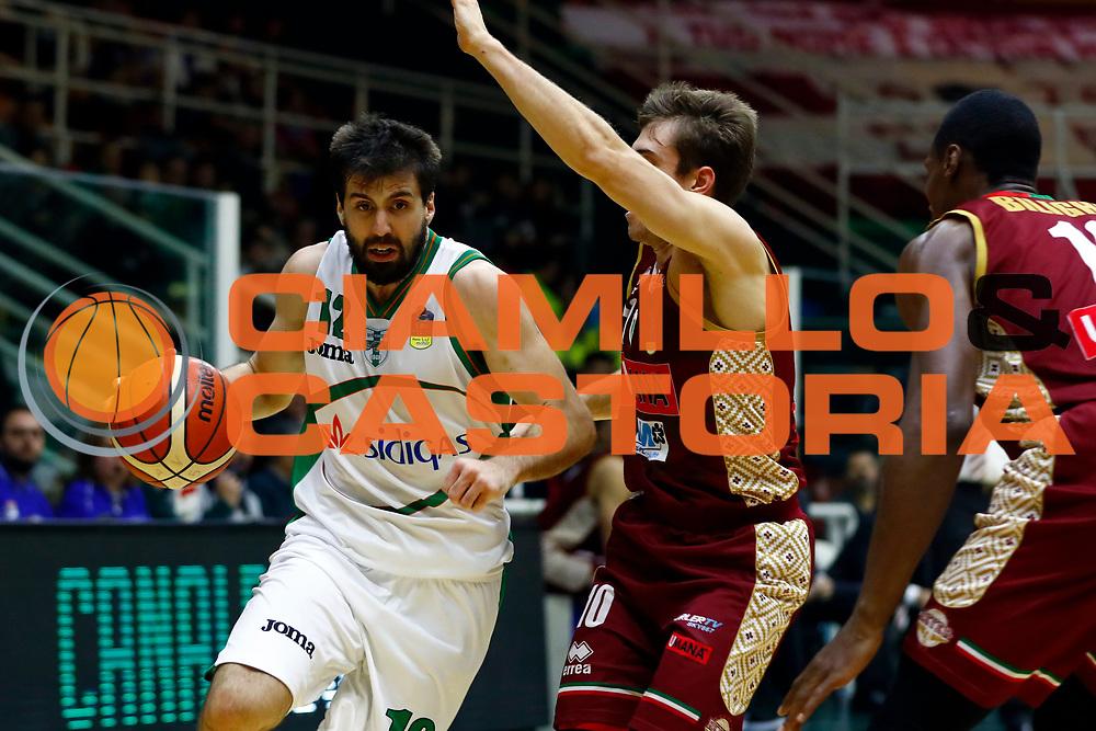 Ariel Filloy<br /> Sidigas Scandone Avellino - Umana Reyer Venezia<br /> Lega Basket Serie A 2017/2018<br /> Avellino, 02/12/2017<br /> Foto Alfredo De Lise / Ciamillo - Castoria