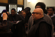 6 January 2011- Harlem, New York- Maulana Karenga at the Opening for The State of African American and African Diaspora Studies Conference held at the The Schomburg Center for Research in Black Culture on January 6, 2011 in the Village of Harlem. Photo Credit Terrence Jennings