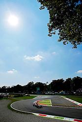 06.09.2014, Autodromo di Monza, Monza, ITA, FIA, Formel 1, Grand Prix von Italien, Qualifying, im Bild Pastor Maldonado (VEN) Lotus E22. // during the Qualifying of Italian Formula One Grand Prix at the Autodromo di Monza in Monza, Italy on 2014/09/06. EXPA Pictures © 2014, PhotoCredit: EXPA/ Sutton Images/ Martini<br /> <br /> *****ATTENTION - for AUT, SLO, CRO, SRB, BIH, MAZ only*****