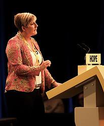 SNP Spring Conference, Saturday 27th April 2019<br /> <br /> Pictured: Hannah Bardell MP<br /> <br /> Alex Todd   Edinburgh Elite media