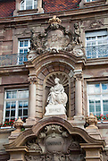 The Stadthaus in Speyer, Palatinate, Germany