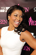 19 November-New York, NY: Author/Celebrity Trainer Jeanette Jenkins attends the 4th Annual WEEN (Women in Entertainment Empowerment Network) Awards held at Helen Mills Theater on November 19, 2014 in New York City.  (Terrence Jennings)