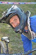 Mondiali di Dowhill in Val di Sole, prove libere, uomini Elite CAIRE Carlo, Comezzadura 8 settembre 2016 © foto Daniele Mosna