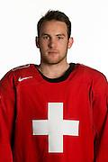 31.07.2013; Wetzikon; Eishockey - Portrait Nationalmannschaft; Yannick Weber (Valeriano Di Domenico/freshfocus)
