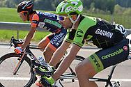 39° Giro del Trentino Melinda, 4° tappa Malè Cles,Moreno Moser, 24 aprile 2015 © foto Daniele Mosna