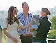 KATE & Prince William Meet Leuca The Koala 1