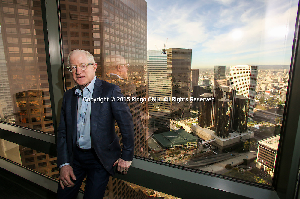 William Witte, chairman and chief executive officer of Related California, one of the largest developers of urban and multifamily housing in Los Angeles and in California. (Photo by Ringo Chiu/PHOTOFORMULA.com)<br /> <br /> Usage Notes: This content is intended for editorial use only. For other uses, additional clearances may be required.