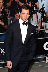 GQ Men of the Year Awards 2013.<br /> David Gandy during the GQ Men of the Year Awards, the Royal Opera House, London, United Kingdom. Tuesday, 3rd September 2013. Picture by Nils Jorgensen / i-Images