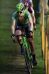 October 20, 2018 - Boom, France - MERLIER Tim (BEL) of CRELAN - CHARLES in action during the 2nd leg of the men elite and U23 Telenet Superprestige cyclocross race (Credit Image: © Panoramic via ZUMA Press)