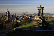 Edinburgh Calton Hill 09-11-09