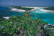 Coast at Columbus Monument, Long Island, Bahamas