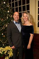 Napoli Awards Dinner at Church Landing in Meredith.  ©2018 Karen Bobotas Photographer