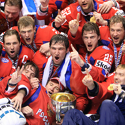 20080518: Ice Hockey - IIHF World Championship, Gold medal match, Canada vs Russia, Quebec, Canada