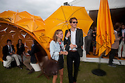 OTIS FERRY, Veuve Clicquot Gold Cup. Cowdray Park on July 20, 2008 . Midhurst, England.