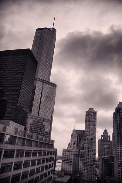 Chicago Trump Building