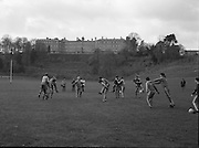 Ireland Soccer Team Training.1983.14.11.1983.11.14.1983.14th November 1983..The Ireland Soccer team trained, for the forthcoming match against Malta, at Stewarts Hospital,Palmerstown Dublin.The entire squad was:..Liam Brady......Brian Cottington.....Gerry Daly....John Devine.....Leo Donnellan.....Tony Galvin.....Tony Grealish.....Ashley Grimes.....Greg Hayes....Chris Hughton....Dennis Irwin.....Patrick Kelch.....Gary Alexander Kelly.....Mark Lawrenson.....Mick Martin......Seamus McDonagh...Edward McGinley.....Brian Mooney.....Kevin Moran......Derek Murray......Liam O'Brien.....Kevin O'Callaghan..David O'Leary..Kenneth Petit de Mange....Paul Power.....Michael Robinson..John Sheridan..Frank Stapleton.....Gary Waddock..Micky Walsh.....Mike Walsh II......Ronnie Whelan.The team was managed by Eoin Hand